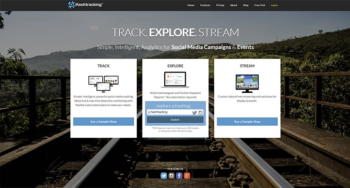 hashtracking ferramenta instagram